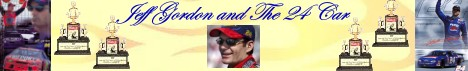 Visit the Jeff Gordon & 24 car website