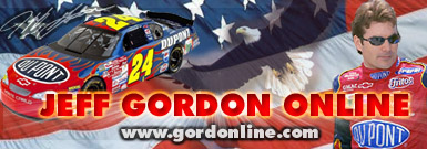 Jeff Gordon Online